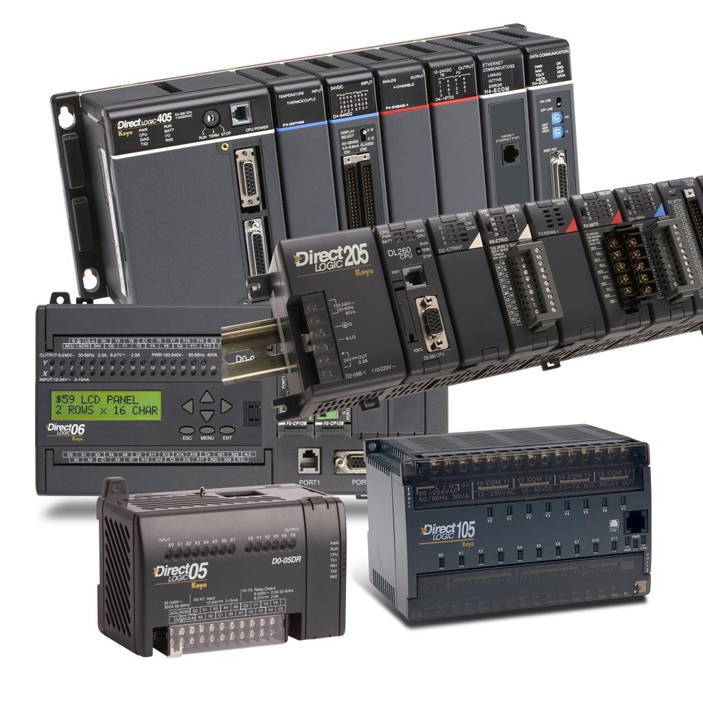 DirectLogic PLC Families